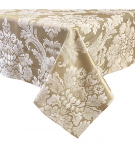 Tablecloth Verona gold