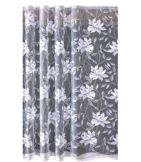 Easy Sheer Curtains Fiori II 250 cm