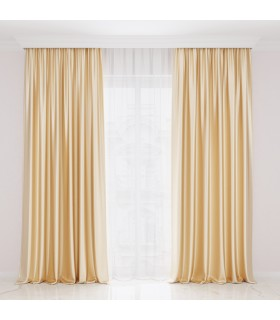 2 Curtains  Elisa Gold