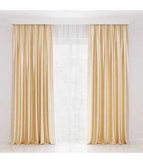 2 Curtains  Elisa Gold