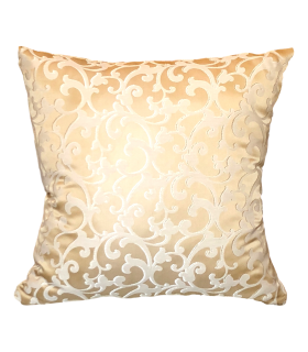 Cushion Lamela Gold