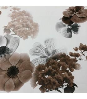 Rideau à Oeillets Bouquet