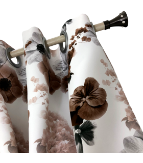 Eyelet Curtain Bouquet