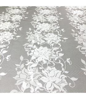 Elegant Curtain Bella Silver