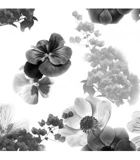 Tenda Moderna Bouquet Grigio