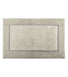 Bath Rug with Crystals, 60 x 90 cm