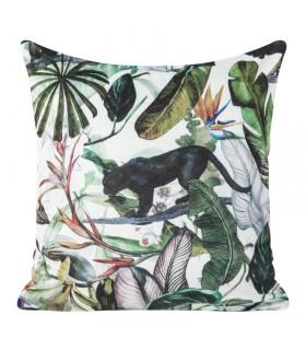 Cushion with Animalier pattern, 45 x 45 cm