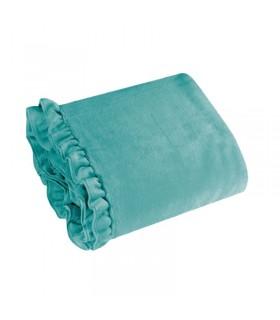 Plaid coll. Viviana Turquoise