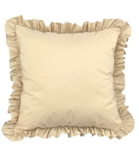 Cushion Fiona beige