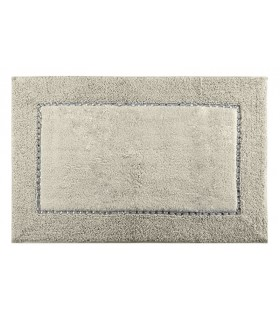 Bath Rug with Crystals, 75 x 150 cm
