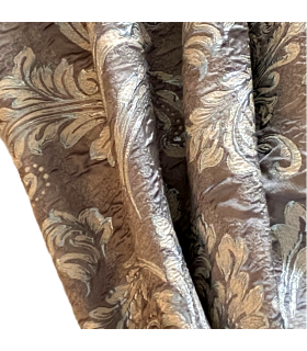 Luxury Double Curtain Jacquard coll. St.Tropez