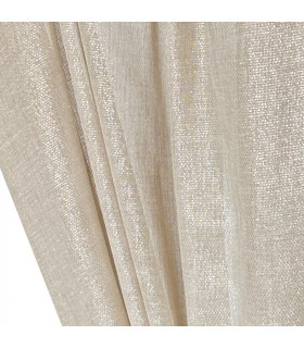 Modern, Luxury Curtain, collection New Milano, Baccarda, color champagne