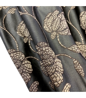 Luxury Curtain Modern Jacquard
