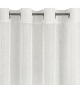 Light curtain with eyelets, 350 x 250 cm