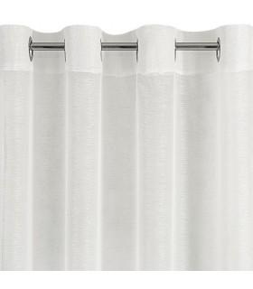 Eyelet Curtain Lea Cream 350x250cm