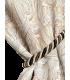 Роскошная Элегантная Ткань Bellezza Ivory