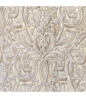 Fabric for Curtains Bellezza Ivory