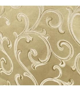 Tissu pour Rideaux Rome Gold