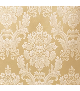 Tissu pour Rideaux Verona Gold