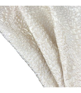 Luxury Modern Elegant Jacquard Fabric for Curtains