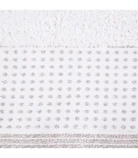White towel, 30 x 50 cm