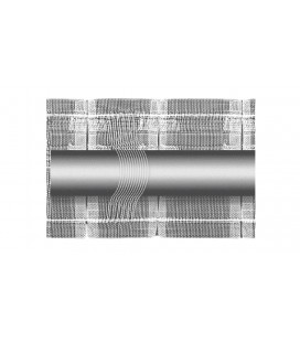 Curtain Tape Pencil Pleat 75 mm