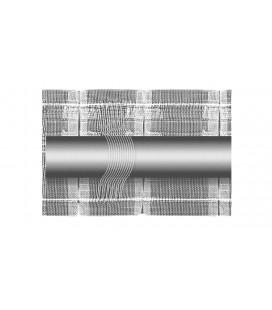 Nastro Per Tende Piega a Matita 75 mm