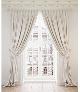 2 Curtains  Camilla Pearl