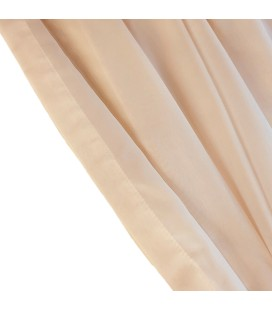 Sheer Curtains  Adela Powder Made to Measure