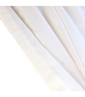 Tenda Trasparente Adela Avorio su Misura