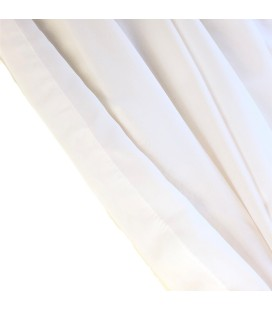 Sheer Curtains  Adela Ivory by Measure