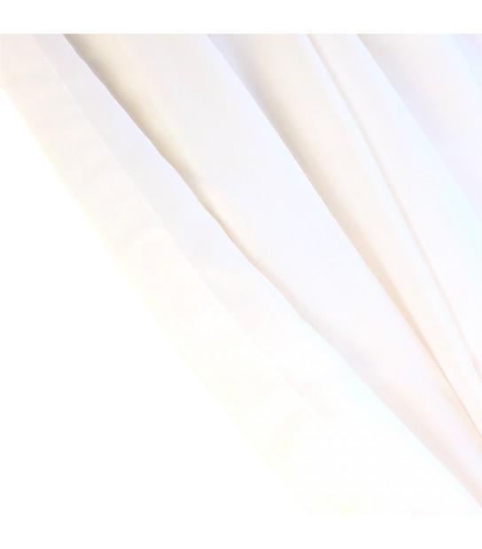 Tenda Trasparente Adela Bianca