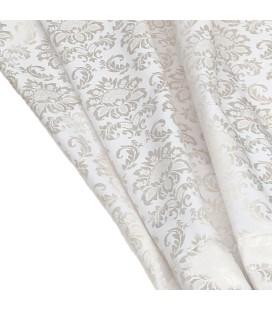 Elegant Curtain  beige goblet