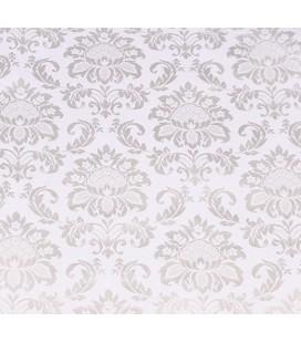 Elegant Curtain  Ivory goblet