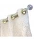 eyelet cream Curtains