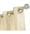 Eyelet Curtain Malvina Gold
